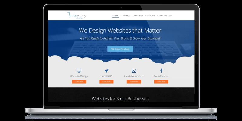 web designer website in northern virginia