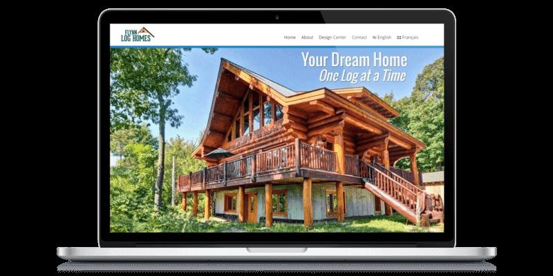 web design client - fairfax va