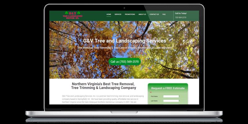 website design client - scott mckellam agency