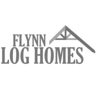 Flynn Log Homes logo